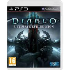 Diablo 3 Ultimate Evil Edition - Ps3 Game