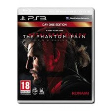 Metal Gear Solid V: The Phantom Pain - Ps3 Game
