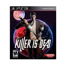 Killer is Dead - Ps3 Game