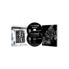 Metal Gear Solid : The Legacy Collection - Ps3 Game