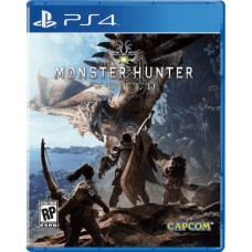 Monster Hunter - Ps4 Game