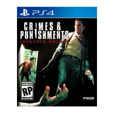 Crimes & Punishments: Sherlock Holmes - Ps4 Game
