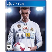 Fifa 18: Standard Edition - Ps4 Game