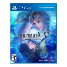 Final Fantasy X|X-2 HD - Ps4 Game