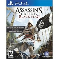 Assassin Creed IV Black Flag - Ps4 Game