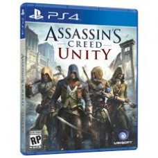 Assassin Creed Unity - Ps4 Game