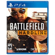 Battlefield Hardline - Ps4 Game