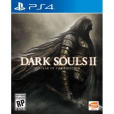 Dark Souls II: Scholar of the First Sin - Ps4 Game