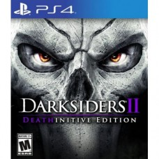 Darksiders II: Deathinitive Edition - Ps4 Game
