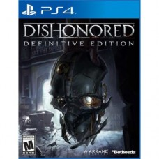 Dishonored: Definitive Edition - Ps4 Game
