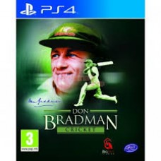 Don Bradman Cricket - Ps4 Game