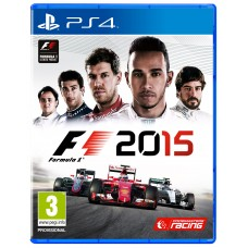 F1 2015 - Ps4 Game