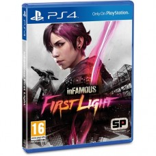 Infamous First Light - Ps4 Game