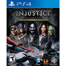 Injustice Gods Among Us - Ps4 Game