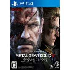Metal Gear Solid V : Ground Zeroes - Ps4 Game