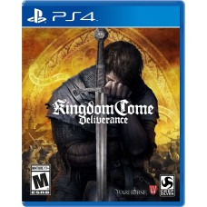 Kingdom Come Deliverance - Ps4 Game