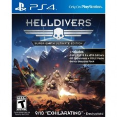 Hell Divers - Ps4 Game