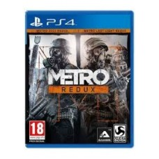Metro Redux - Ps4 Game