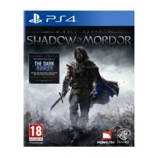 Middle Earth Shadow of Mordor - Ps4 Game