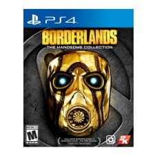 Borderlands : The Handsome Collection - Ps4 Game