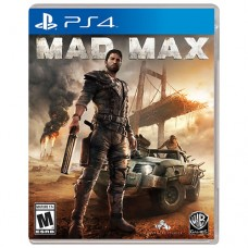 Mad Max - Ps4 Game