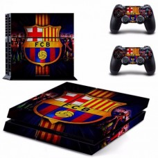Barcelona Protective Skin for Ps4