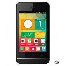 QMobile X5 - Noir TV - 3.5'' - 512 MB - 256 MB RAM - 1.3 Ghz Dual Core - 2 MP Camera - Black