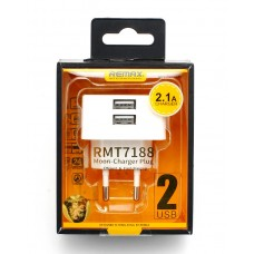 Remax RMT 71881 - USB Charger - White