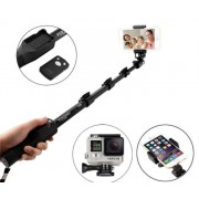 Yunteng Selfie Stick Extendable Handheld Monopod Self Portrait With Bluetooth Shutter