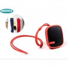 Remax Bluetooth Speaker - RBX2 - Red and Black
