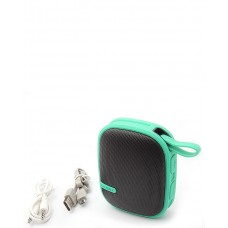 Remax Bluetooth Speaker - RBX2 - Turquoise and Black