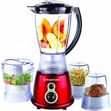 Westpoint Blender with Chopper (WF-444)