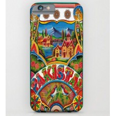 Colorful Pakistan Printed Mobile Cover
