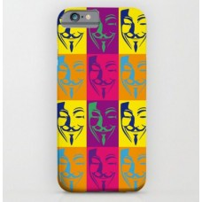 Vendetta Mask Printed Mobile Cover