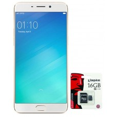 "Oppo F1s - 32GB - 5.5"" - 3GB RAM - Gold 1 Year Brand Warranty"